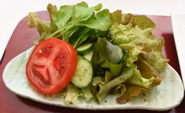 野菜たっぷり野菜サラダ