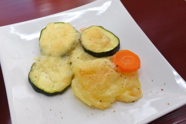 温野菜のオーブン焼き