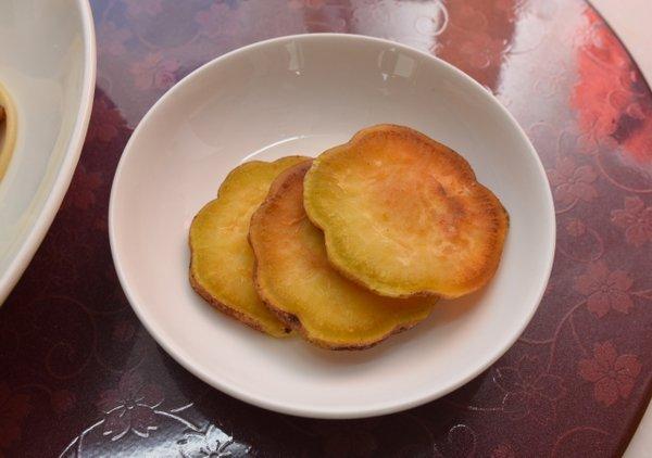 安納芋のココナッツオイル焼き