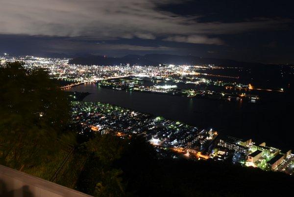 香川県夜景