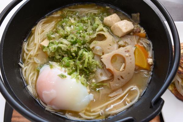 レンコン素麺