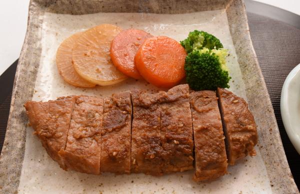 豚肉の甜麺醤焼き