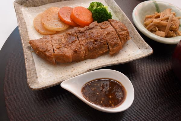 豚肉の甜麺醤焼のタレ