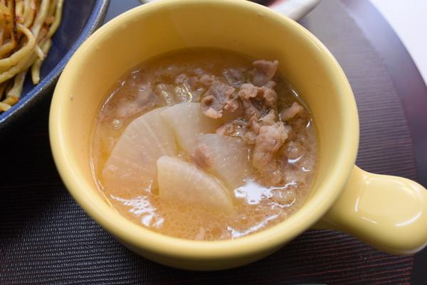 大根スープ