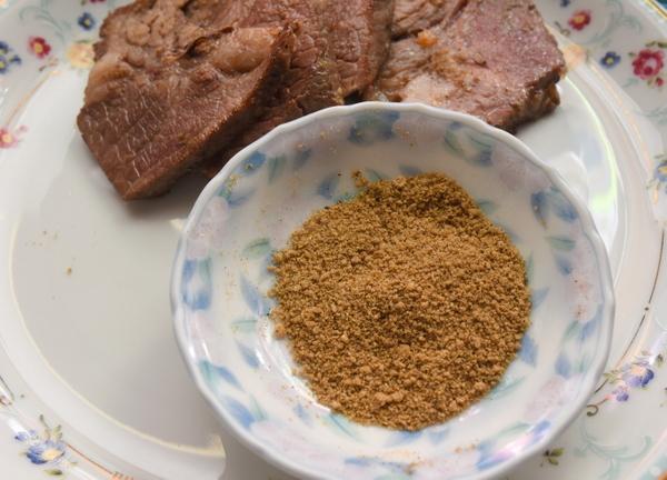 ガラムマサラ塩